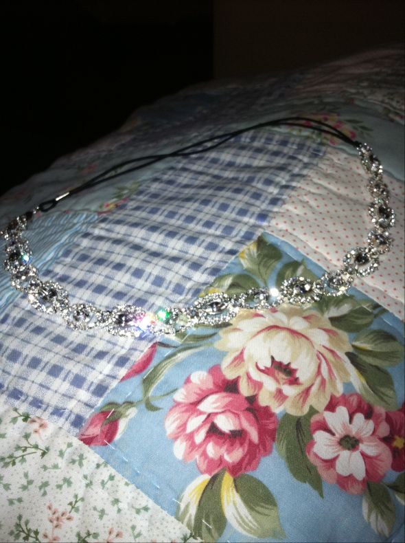 Private Label by G Headband for Sale! :  wedding crystal headband jewelry Headband 2
