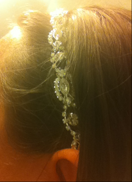 Private Label by G Headband for Sale! :  wedding crystal headband jewelry Headband 5