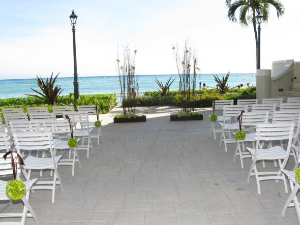 Need ceremony decoration ideas wedding Eco Friendly Ceremony