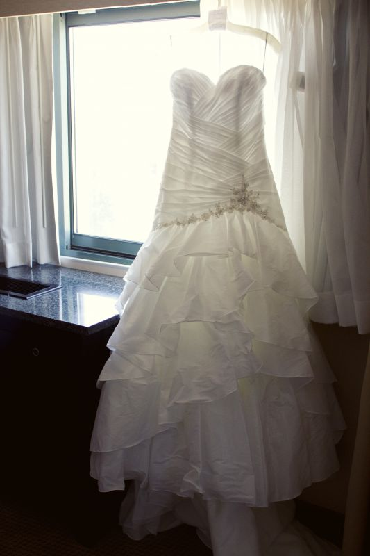 Maggie Sottero Jenna wedding maggie sottero dress size 10 cleaned Beth