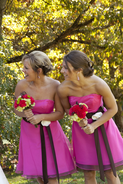 Wedding Bridesmaids Dress Photos