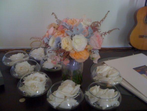 For sale: mason jars, sparklers, mercury votive holder, card holder, vases :  wedding mason jars sparklers vases pink white ivory silver Photo 5