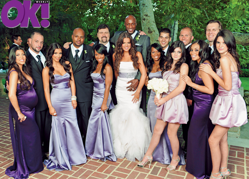 I am having a similar color scheme and Khloe 39s wedding was also my