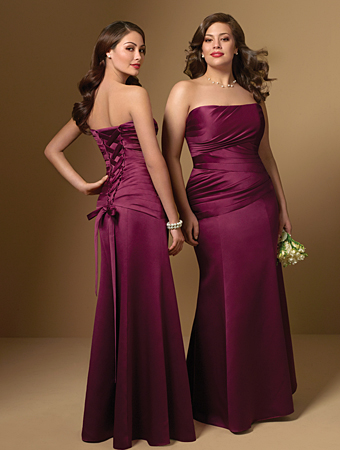 Bridesmaids Dresses Check The Knot