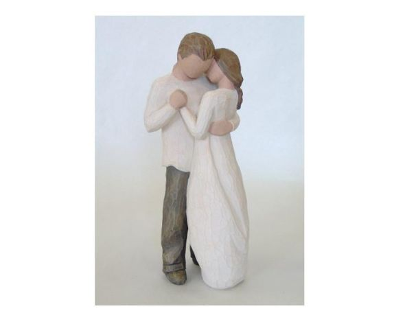 Willow Tree Promise Cake Topper Canada