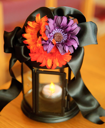 Ikea Lantern Makeover | Weddingbee DIY Projects