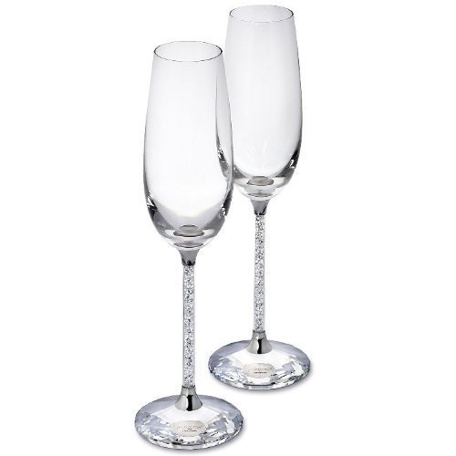 Toasting Flutes wedding toasting flutes sparkle champagne glasses