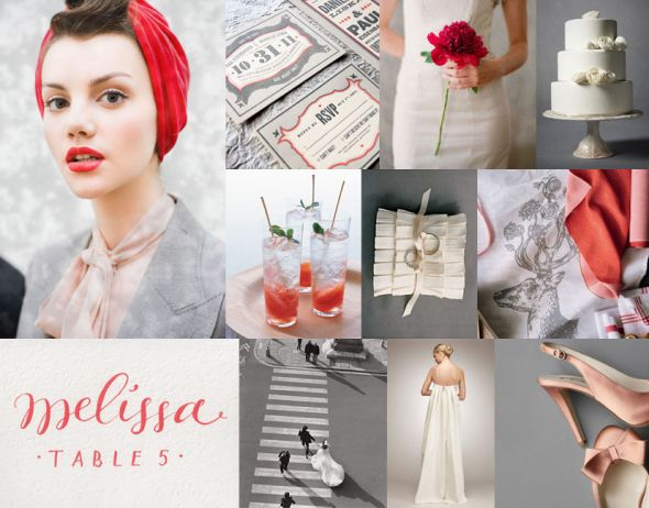 I am seriously getting depressed about wedding Red Gray Winter Wedding