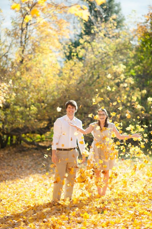 Engagement Session at Historic Mansion ♥