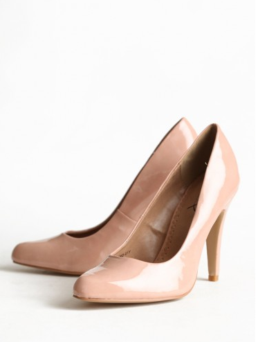 Ordered My Patent Peach Wedding Shoes Today!