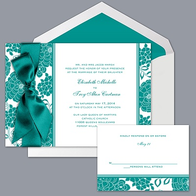 has anyone used david s bridal for invitations and what do you