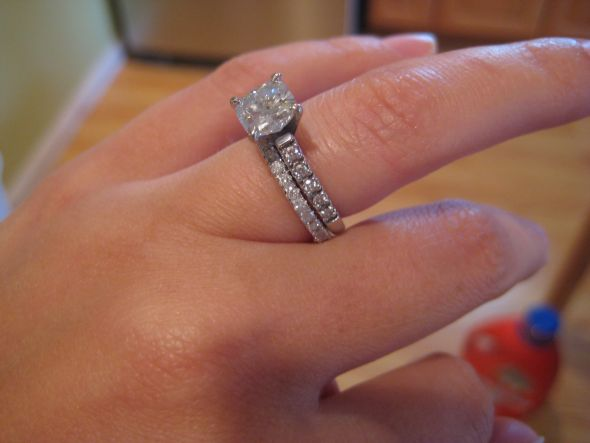 to and stacking engagement mix diamond bands wedding stack with rings match how thin ring