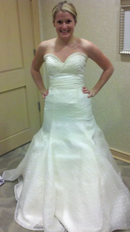 1st Time Dress Shopping…alone..