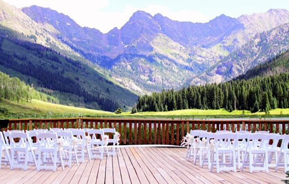 Our vail colorado destination wedding if youre thinking about a colorado mountain wedding and have any questions feel free to ask our whole wedding was diy with no coordinatorbut we had some junglespirit Images
