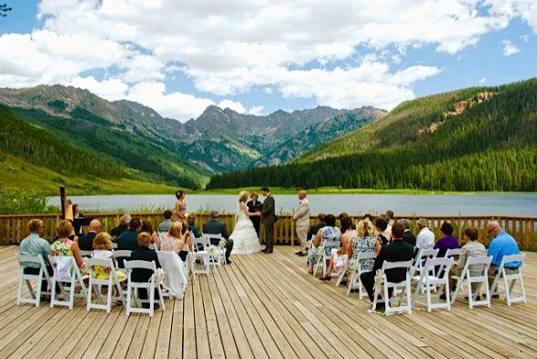 our vail colorado destination wedding weddingbee