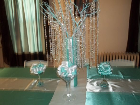 Engagement Party Centerpiece Weddingbee Photo Gallery