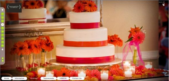 cake ideas gerbera pink wedding cake gerbera daisy pink Orange Pink