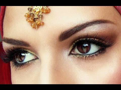 Wedding Eye Makeup For Brown Eyes : Gallery For > Wedding Makeup Styles For Brown Eyes
