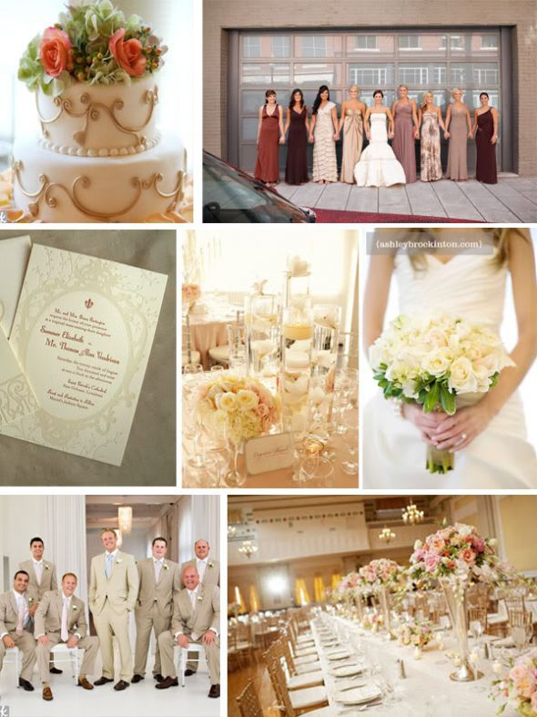 Jan 2012 color palette wedding colors winter wedding winter colors color