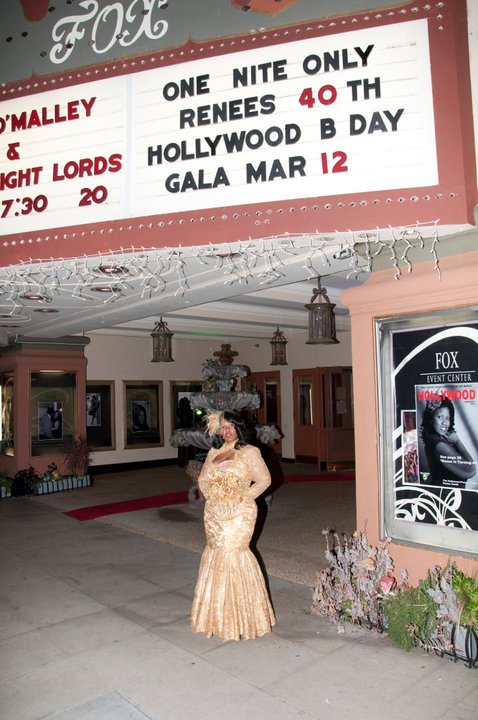 My Hollywood Glam Bday/Surprise Wedd