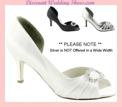 Where to find affordable wedding shoes??