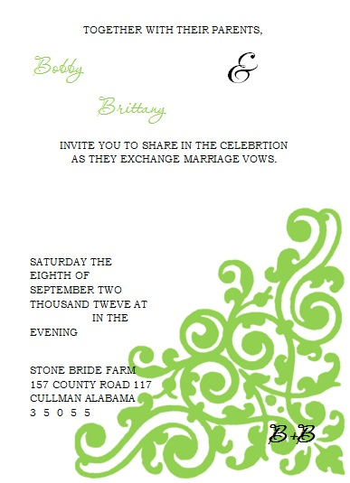 advice using publisher, first invitation attempt?