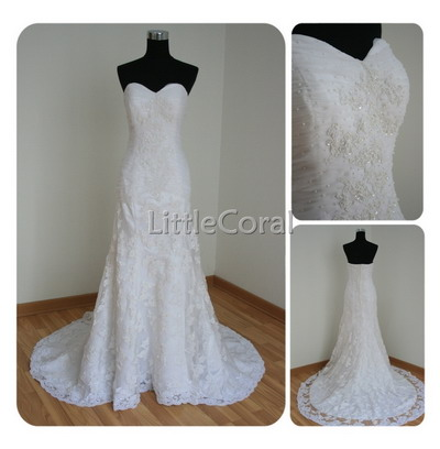 Searching deperately for VINTAGE STYLE LACE wedding gown wedding ivory