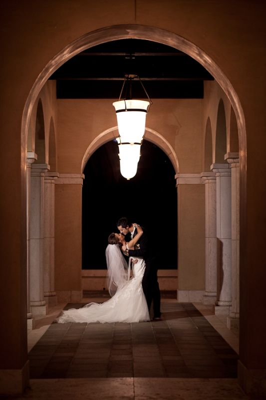 After dark... :  wedding dark dress ivory kiss RandaJosh114