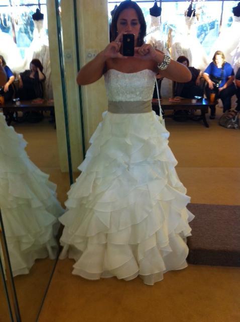 Post your november wedding dress weddingbee for Bridesmaid dresses for november weddings
