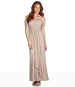 My dress Debra Messing