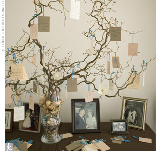wish tree :  wedding Wish Tree