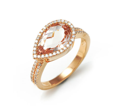 Waiting Bees let 39s see your Dream Rings wedding Rosegold Pear
