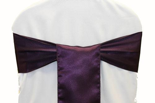 Hadils Blog Chocolate And Plum Wedding Table Cloth Plum Wedding