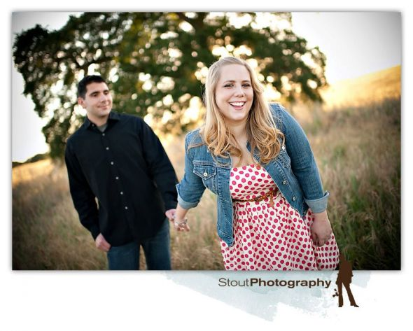 A Few Engagement Pics - #1