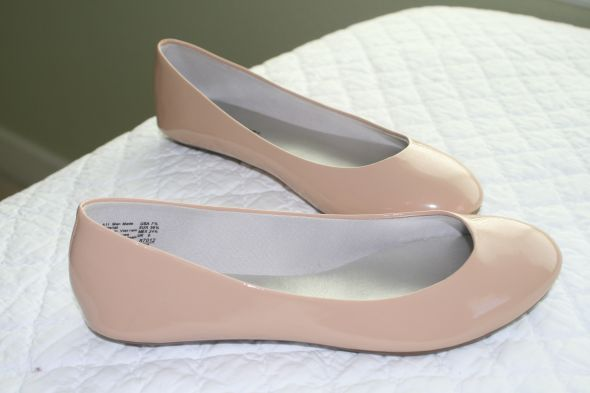 But the more I think about it they 39re just not quite blush pink enough for