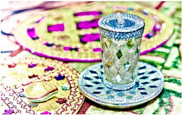 Pakistani traditional cup