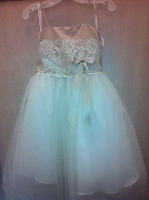 Flower Girl Dresses Davids Bridal White : Flower girl dresses davids bridal bridaldresses