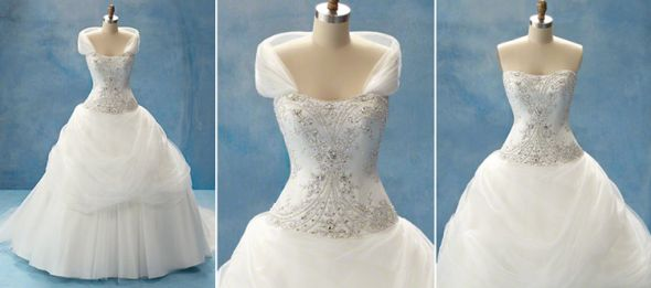 Disney Wedding Dresses Alfred Angelo Belle
