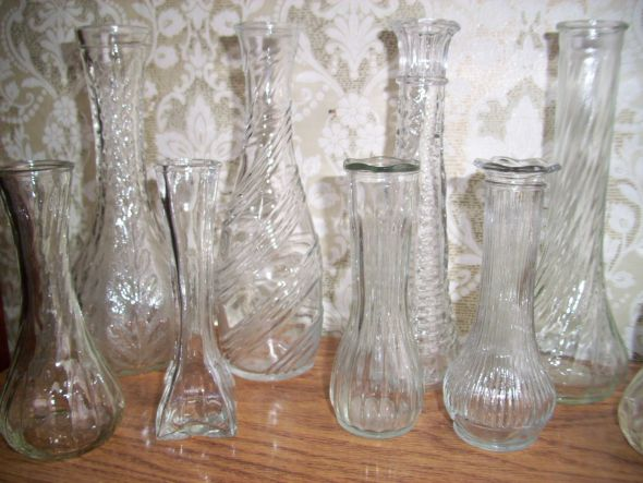 VINTAGE SCANDINAVIAN SWEDEN BUD GLASS VASE - Filter Results