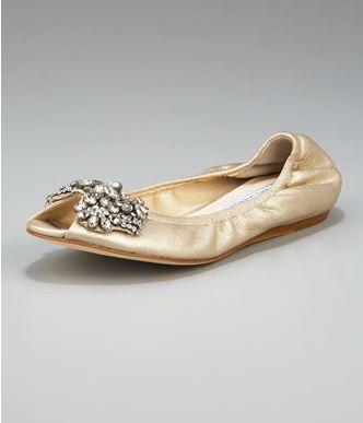 So I have a shoe obsession wedding shoes flats peep toe pink blush Vera