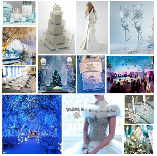 wedding winter wonderland Winter Wedding