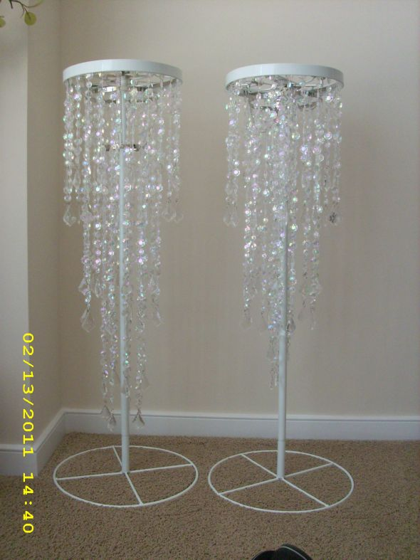 Crystal Beaded Swag - ShopWiki