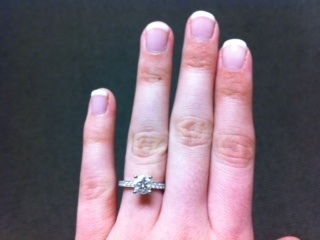 Quick question for anyone who had gel nails! - Weddingbee