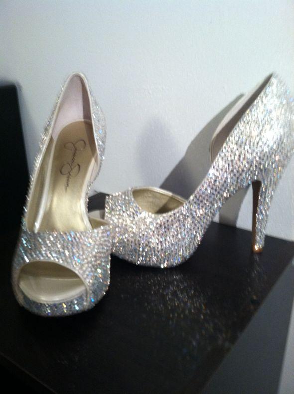 Diy Bling Wedding Shoes Diy Crystal Wedding Shoes