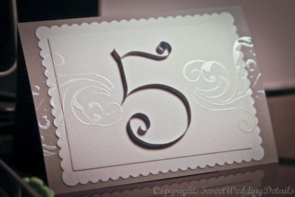 Show me your Seaing Charts or Table numbers wedding Table Numbers 1 Of 1