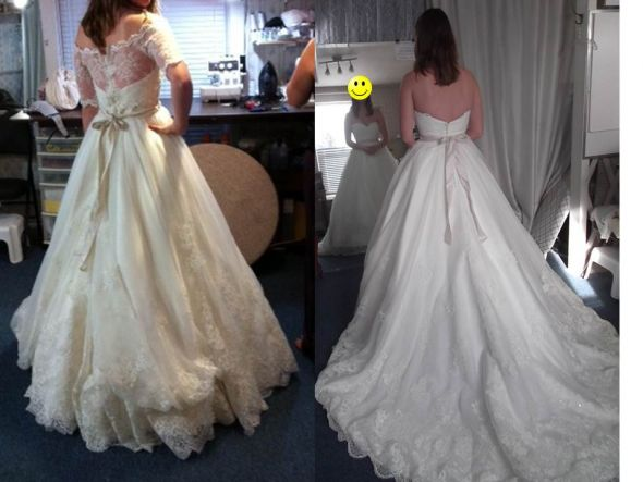 Heres Some Pics Of My Dress