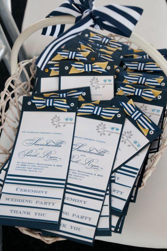 Nautical Wedding Invitations wedding nautical invitations navy blue