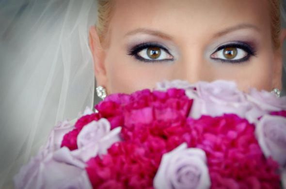Eye Make up :  wedding makeup Make Up 1