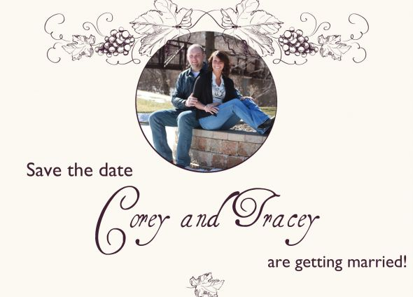 Save the Date Postcards!