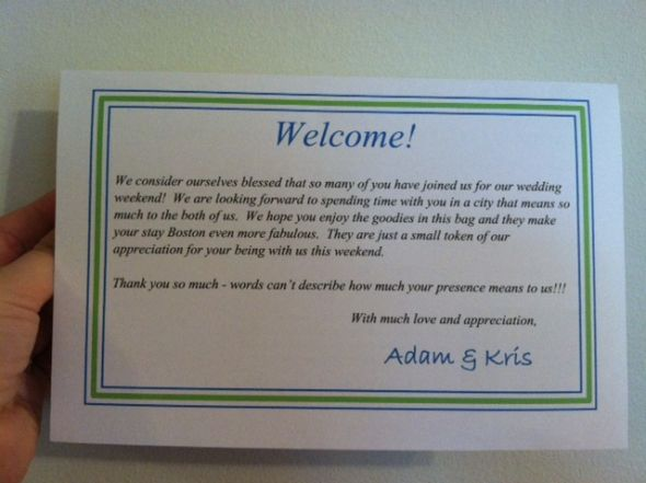 Hotel Welcome Letter Altin Northeastfitness Co